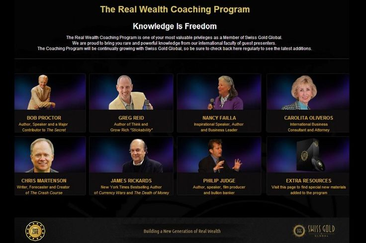 Own Your Life | Azenza International Real Wealth Coaching