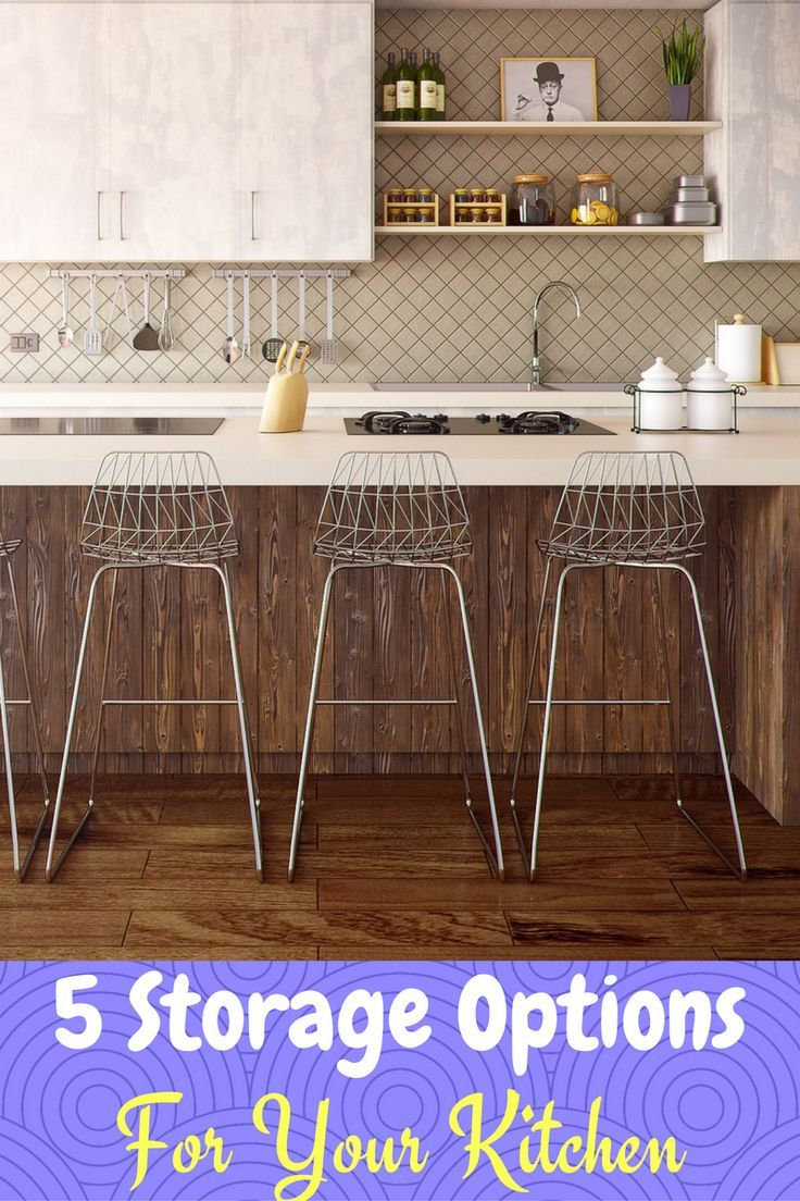Do your kitchen cupboards feel small, cramped and cluttered? Are you running out of places to store food in your refrigerator, freezer and pantry? If so, don't be fooled into thinking you need an expensive kitchen remodel to get the space you need. You can...