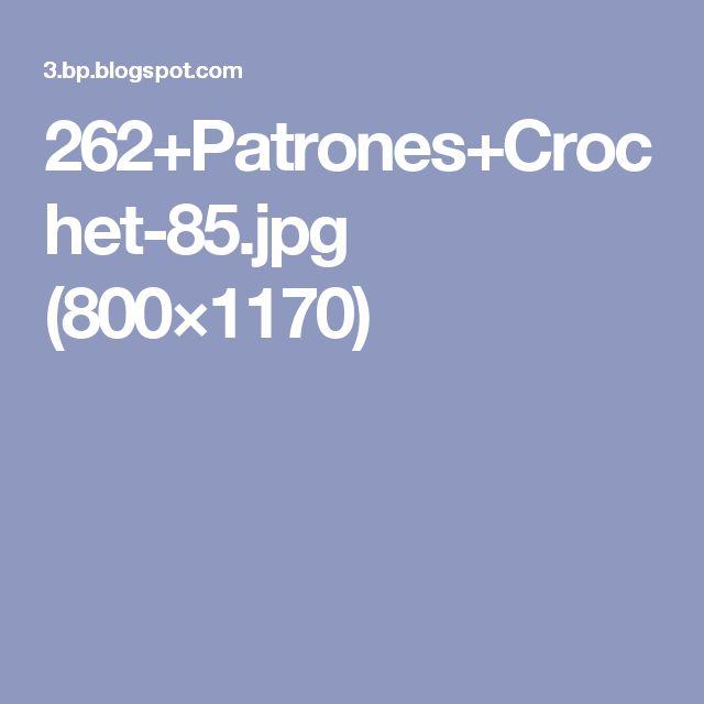 262+Patrones+Crochet-85.jpg (800×1170)