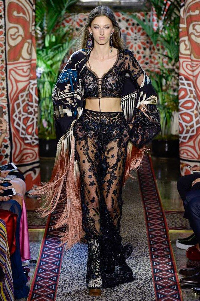 Roberto Cavalli Spring 2017 Ready-to-Wear Collection Photos - Vogue