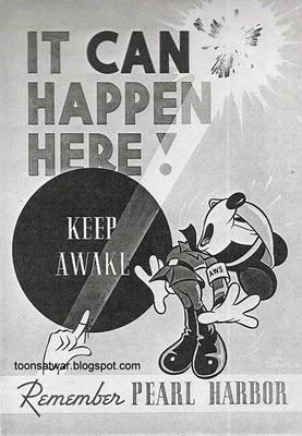 Disney in WWII