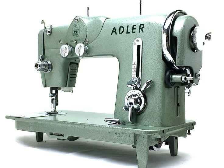 DURKOPP ADLER 189A ADLERMATIC Vintage Zig Zag Sewing Machine Serviced & Restored by 3FTERS by 3FTERS on Etsy