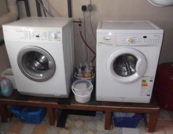 Podest für Waschmaschinen Waschmaschine, Waschmaschine