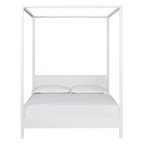 TEMPLE 4 poster queen bed frame