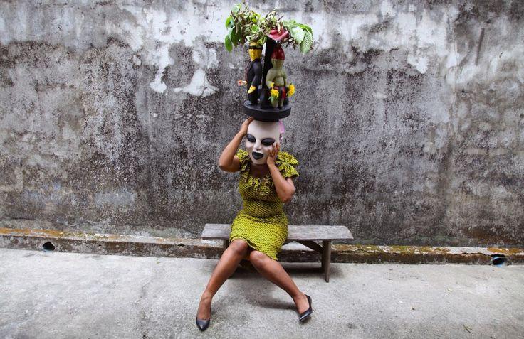 """""""The Invisible Man"""", Zina Saro-Wiwa (2015)"""