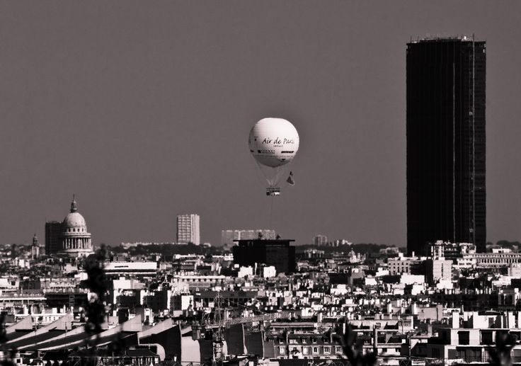 Un air de Paris ...