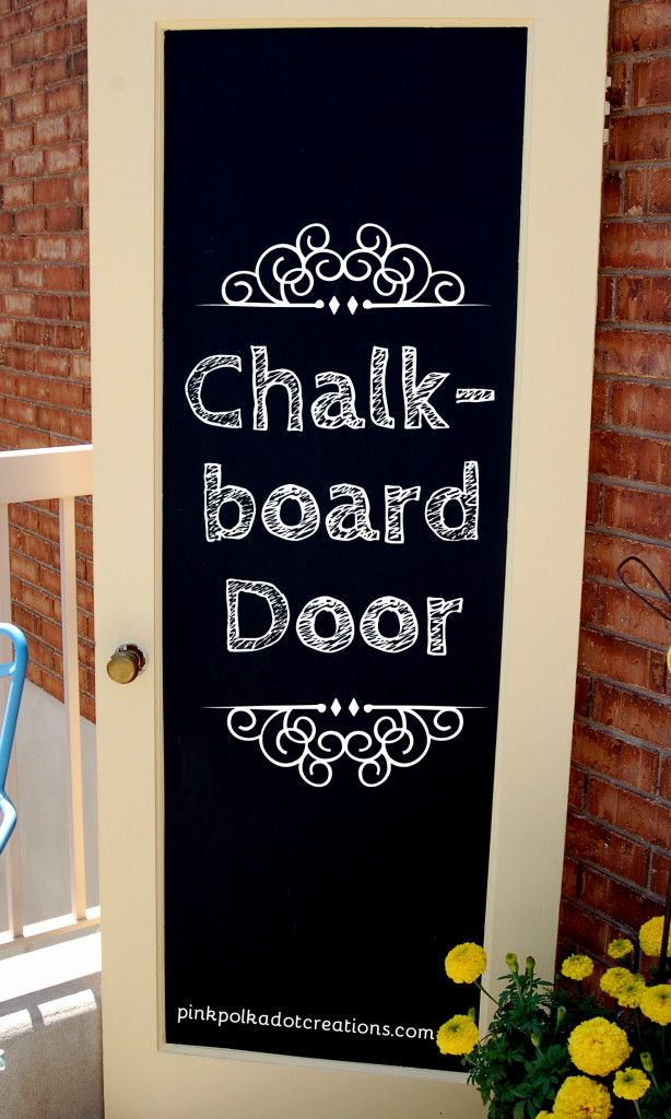 Antigue Door Chalkboard : Best images about diy projects on pinterest drop leaf