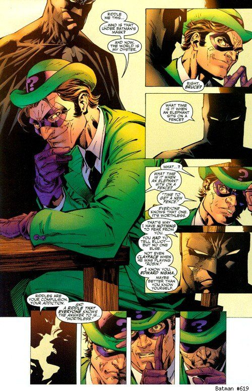 Ask Chris #101: The Riddler