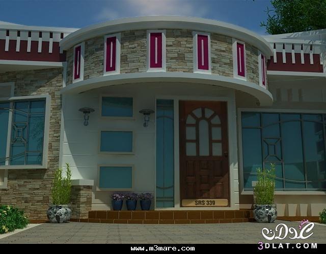 واجهات منازل حديثة ديكورات لواجهات المنزل House Styles House Design House