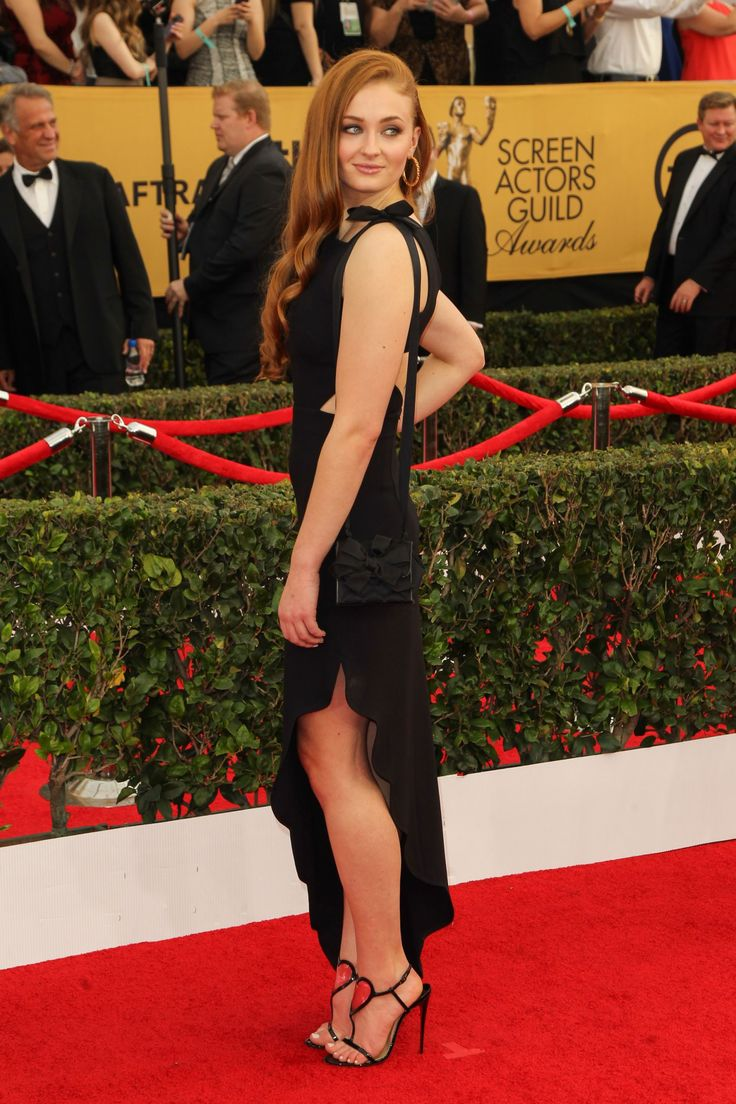 sophie turner 'Game of Thrones': What the stars really look like