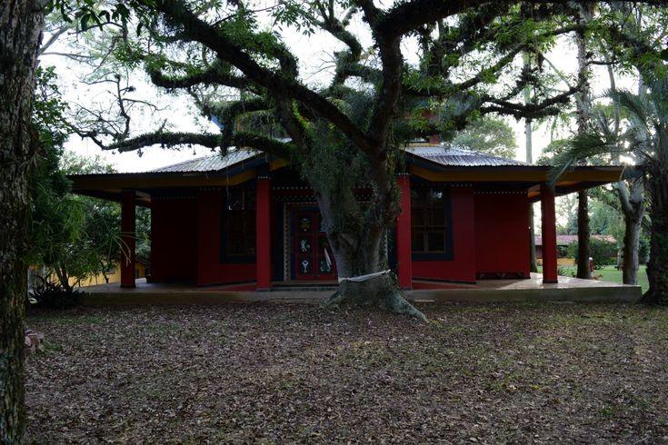 Templo Budista em Viamão - RS