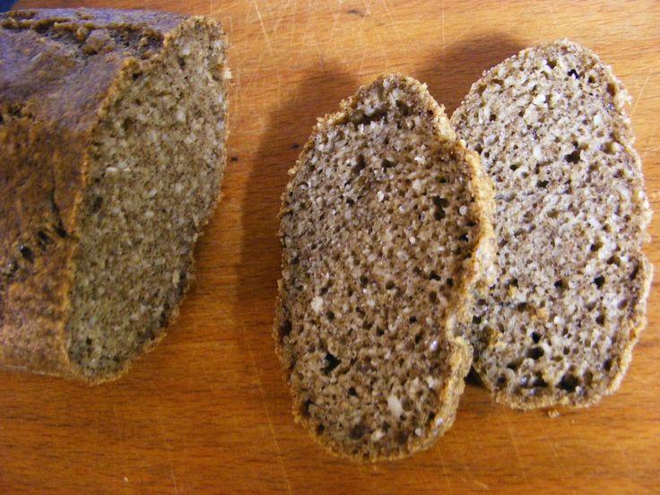 LiVital: Tápióka keményítővel készült paleo kenyér
