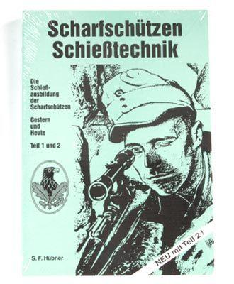 Buch Scharfschützen Schießtechnik - Kotte & Zeller