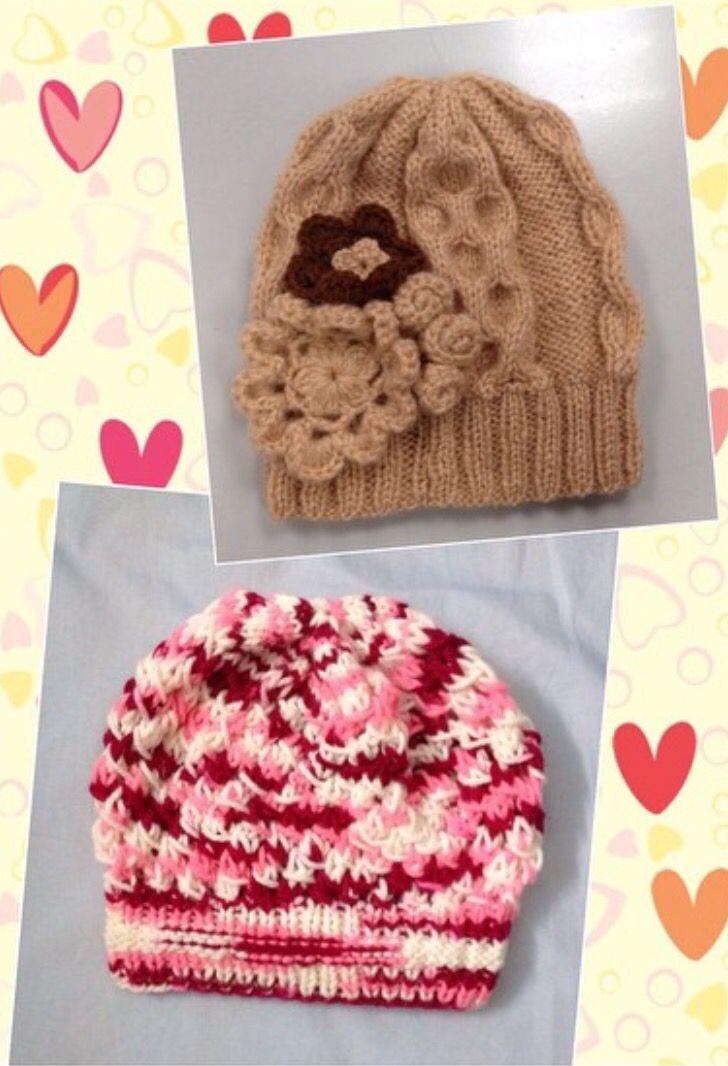 Knitting Hats #WiWa