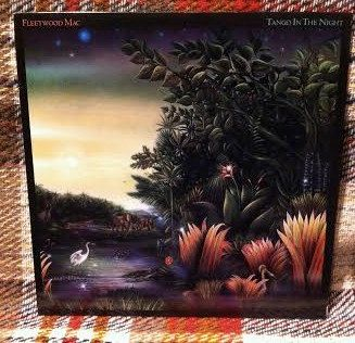 Fleetwood Mac  Tango in the Night LP Vinyl Record by chezToulouse