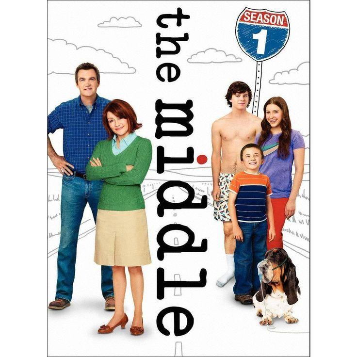 The Middle: Season 1 [3 Discs]