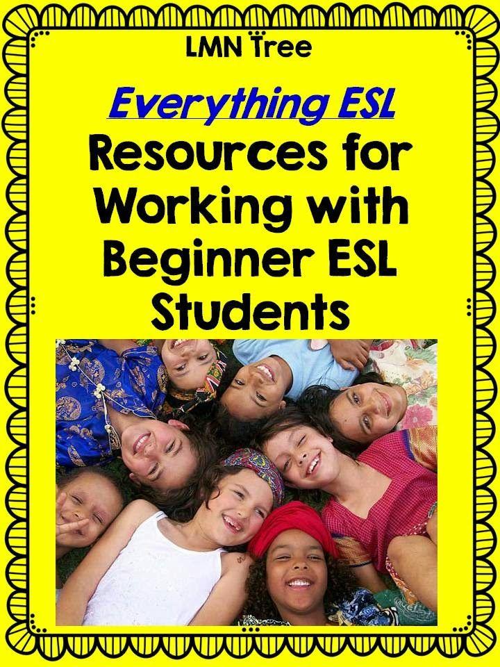 LMN Tree: Everything ESL: Resources for the Beginner ESL Students