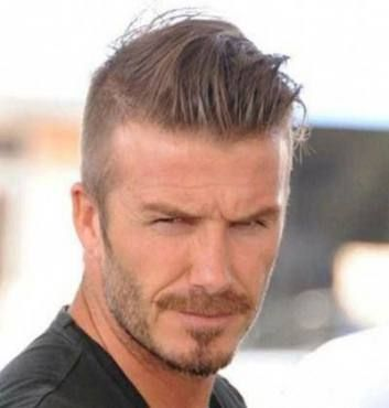 15+ Ideen Hair Men Fade David Beckham