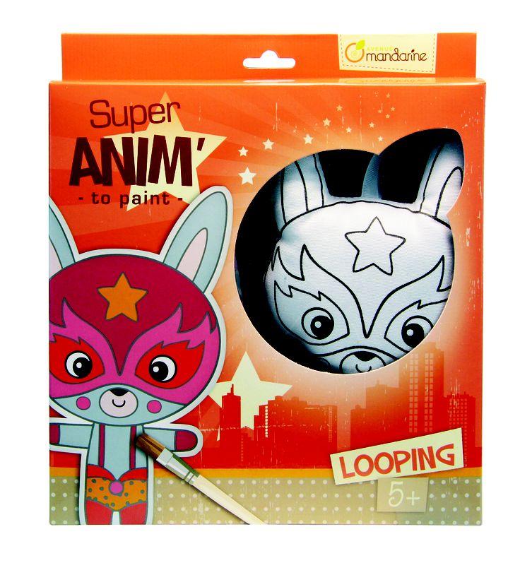 Avenue Mandarine Super Anim Boyama Looping - 52480