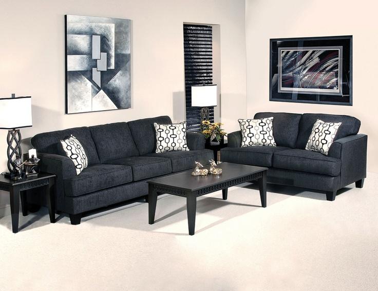 43 best Living Rooms We Love images on Pinterest Living room - black living room sets