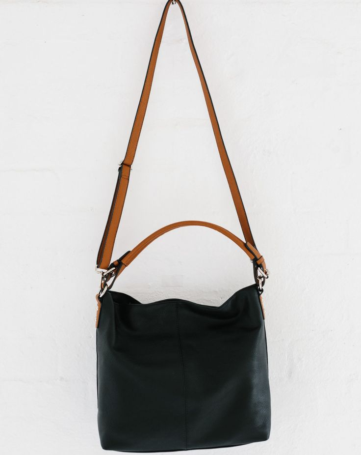 Zara Bag - Black - Blossom & Glow