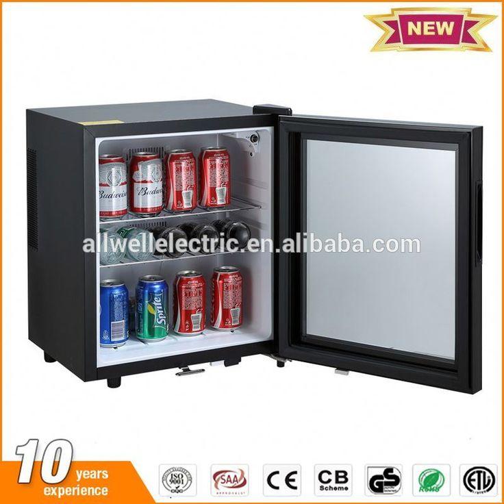 Good price noise free mini frigo with lock