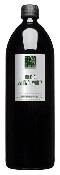 The Health Factory Nano Mineraalwater Zilver 1000 ML (bij: unlimitedhealth.nl)