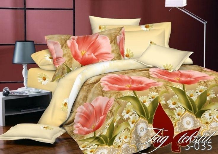 Комплект постельного белья с комп. S035