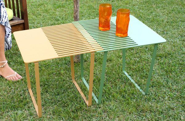 Combio tables και Super Hero chair από τους DEDE DextrousDesign #design #art #TheMachineGR