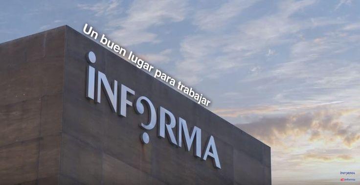 Un año más comenzamos el proceso para ser de nuevo una empresa Great Place to Work España con la encuesta de Clima. Lanzamos la petición con este vídeo que muestra la realidad del día a día de nuestra compañía #informaGPTW