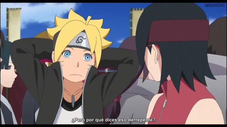 Boruto - Konohamarru The 8th Hokage | Naruto movies 8 English