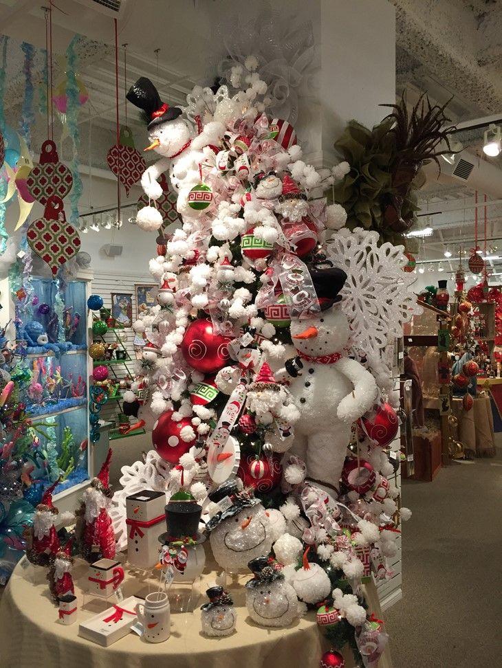 116 best Christmas Trees:Snowmen images on Pinterest | Snowmen ...