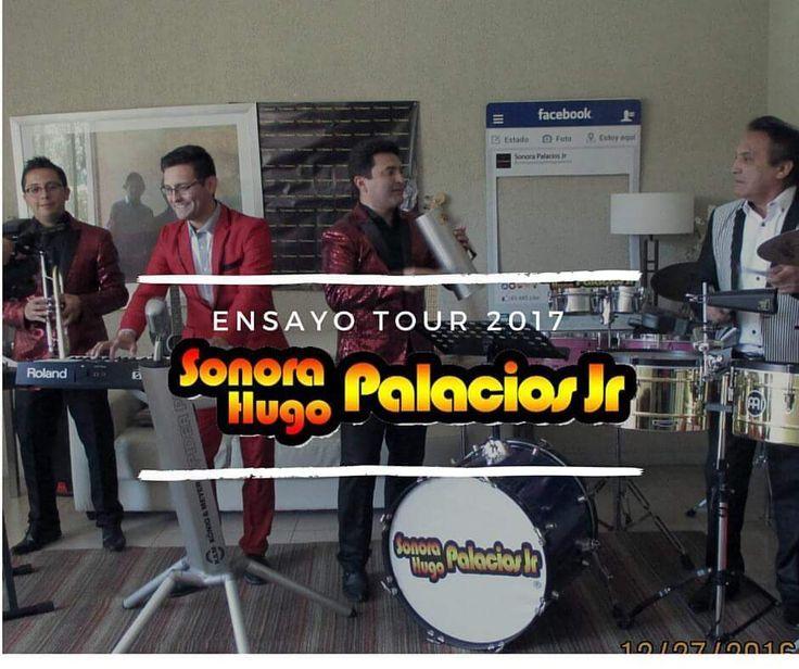 Ensayo Tour  2017