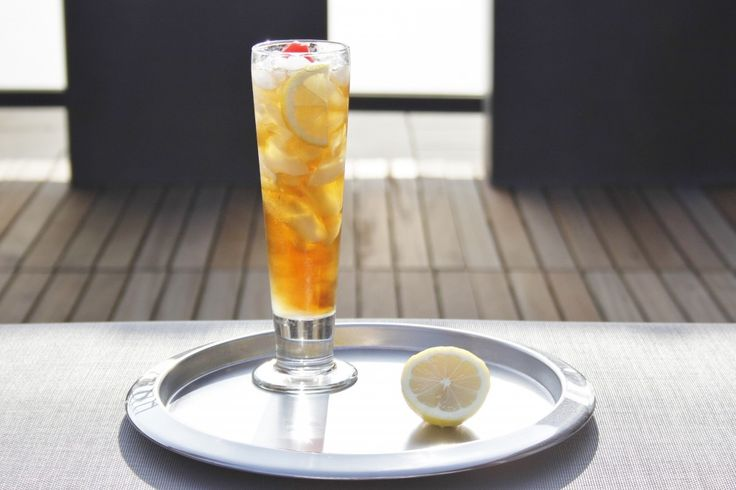 Long Island Ice Tea cocktail on Cocktailicious.nl