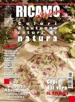 Stelle ~ Ricamo Italiano ~ Raccolta di giornali in pdf  Schemi inclusa