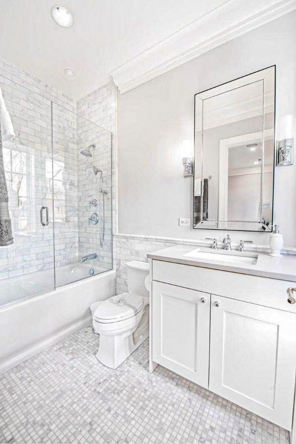 Wonderful White Bathroom Design Ideas For Home Page 16 Of 43 Evelyn S World My Dreams My Colors And My Life Bathrooms Remodel Small Bathroom Remodel White Bathroom Designs