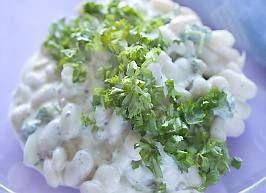 Retten udgør under det halve kalorieindtag på en fastedag under 5:2 kuren.