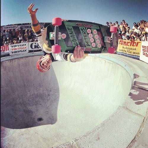 duane peters with style