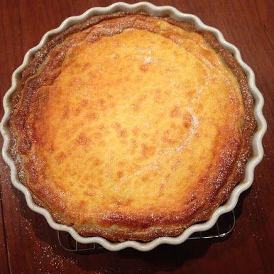 AJDOV KRAPEC - BUCKWHEAT CAKE with COTTAGE CHEESE