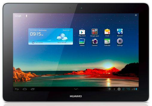 Huawei MediaPad 10 Link+ - 4 núcleos, 10 pulgadas, HD... el tabletazo!