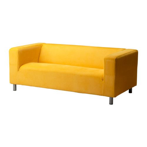 KLIPPAN Custom loveseat IKEA Extra covers make it easy to give both your sofa and room a new look.