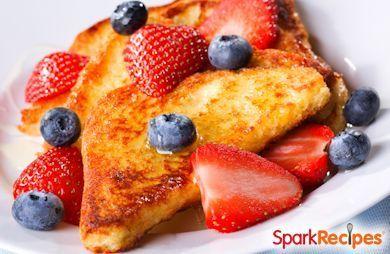 Light French Toast Recipe