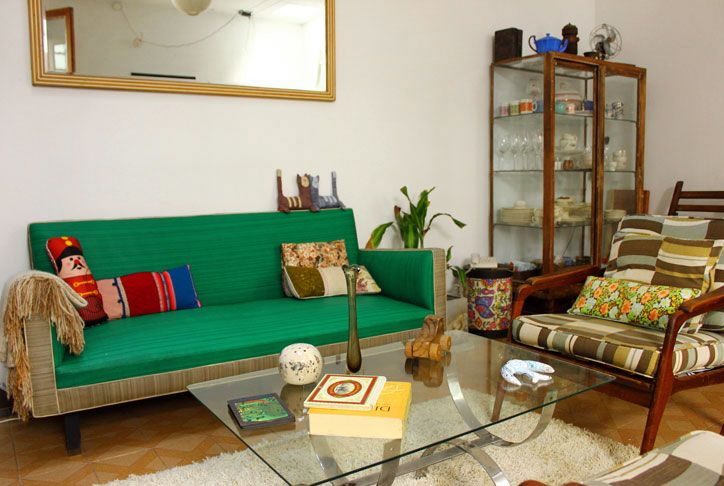 Beautiful Argentinian retro furnitures