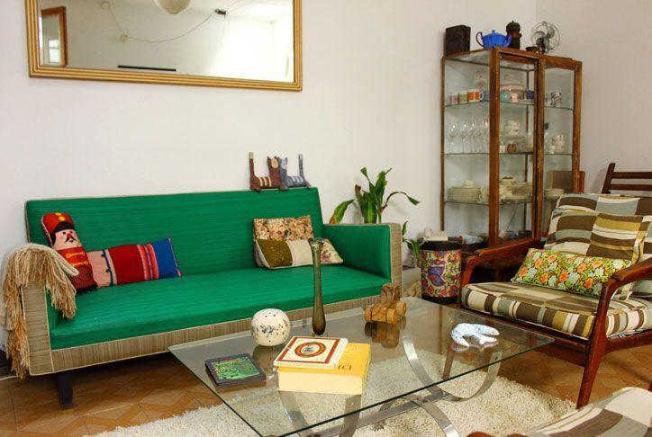 Beautiful Argentinian retro furnitures