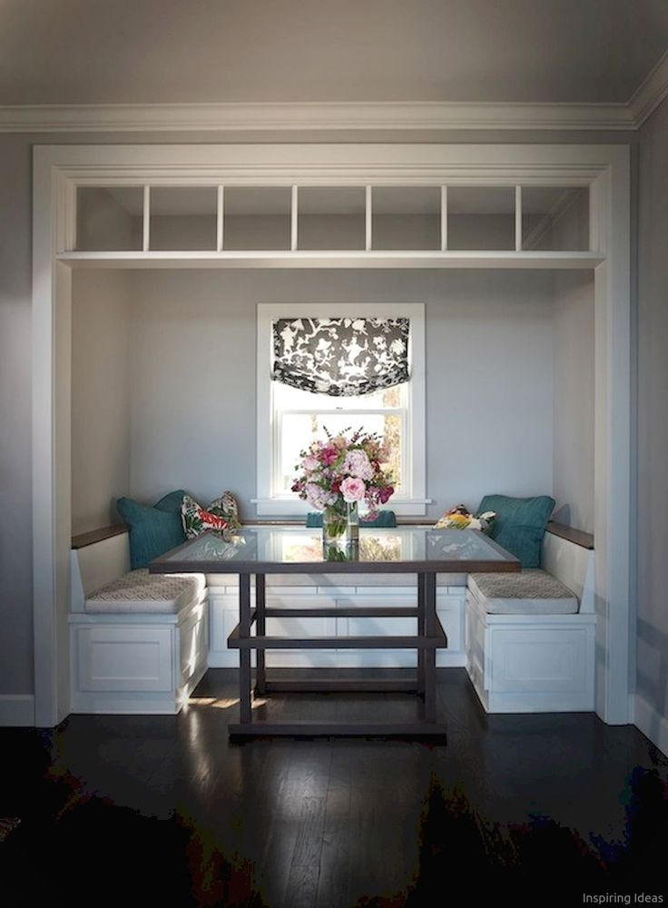 Cool 80 Awesome Banquette Seating Ideas for Your Kitchen https://roomaniac.com/80-awesome-banquette-seating-ideas-kitchen/