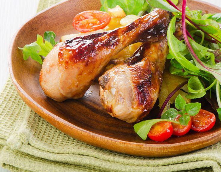 Куриные ножки в духовке рецепты