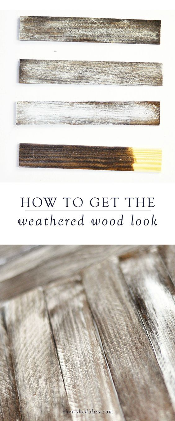 how to get a rich rustic look on a budget
