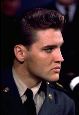 They don't make em' like they used to. Elvis Presley
