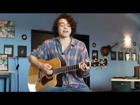 Streetwalk - Original song by Miguel Dakota... he should perform this for the semi finales omg