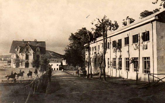 Ayazağa Binicilik Mektebi-1938